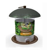 Peckish Secret Garden Volume Seed Feeder