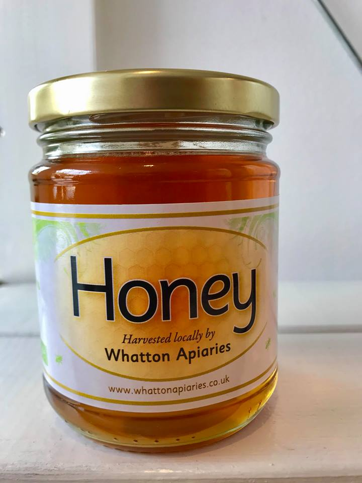 Whatton Apiaries Local Runny Honey - The Soar Trading Co. Kegworth
