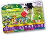 Request Verm-x samples and information pack